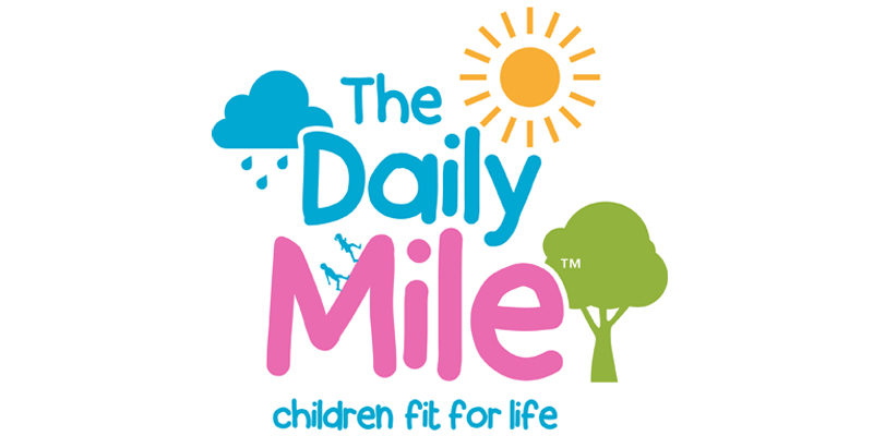 Daily Mile logo