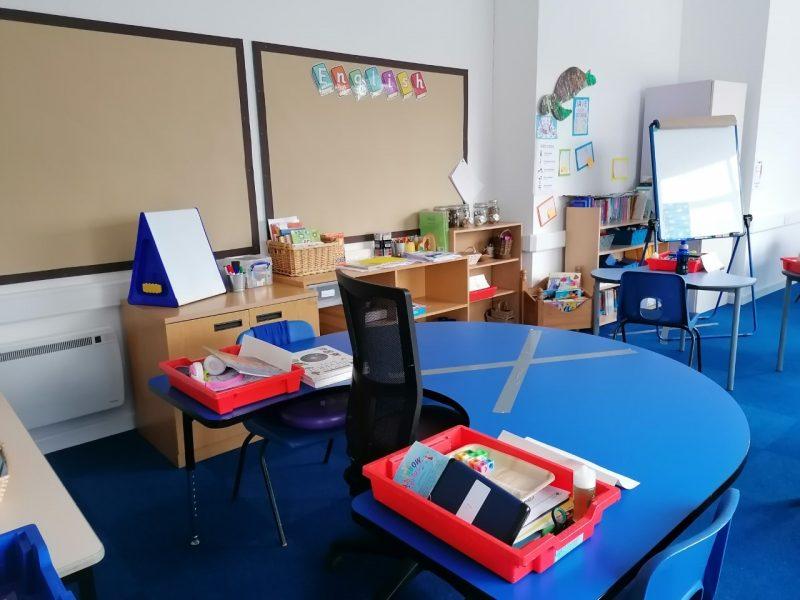 Bubble 1 Classroom