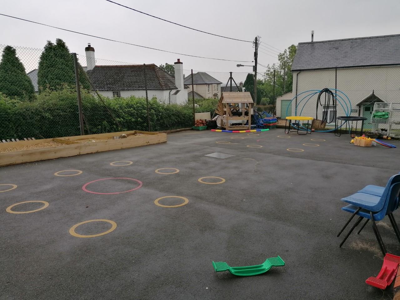 Bubble 3 Play Area